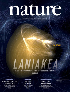 Couverture de Nature (4 septembre 2014)