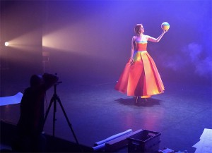 Le making off (Myriam Agnel)