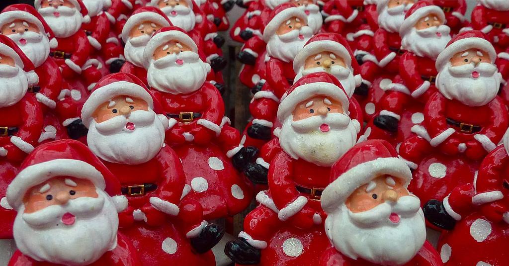 Science décalée : La véritable histoire du Père Noël