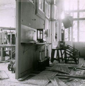 laboratoire de physique atomique