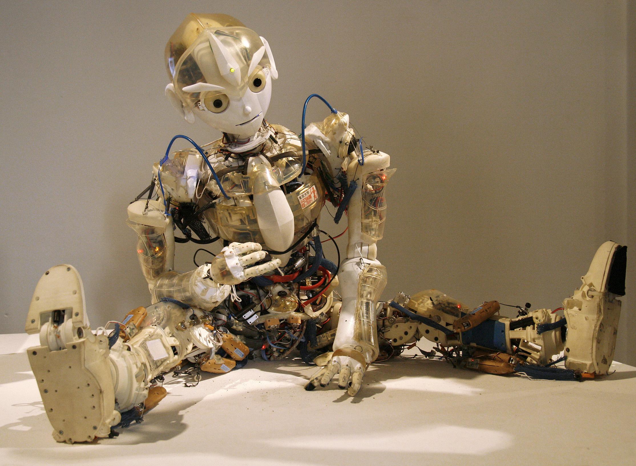 Podcast: Transhumanisme, vers un être humain 2.0?