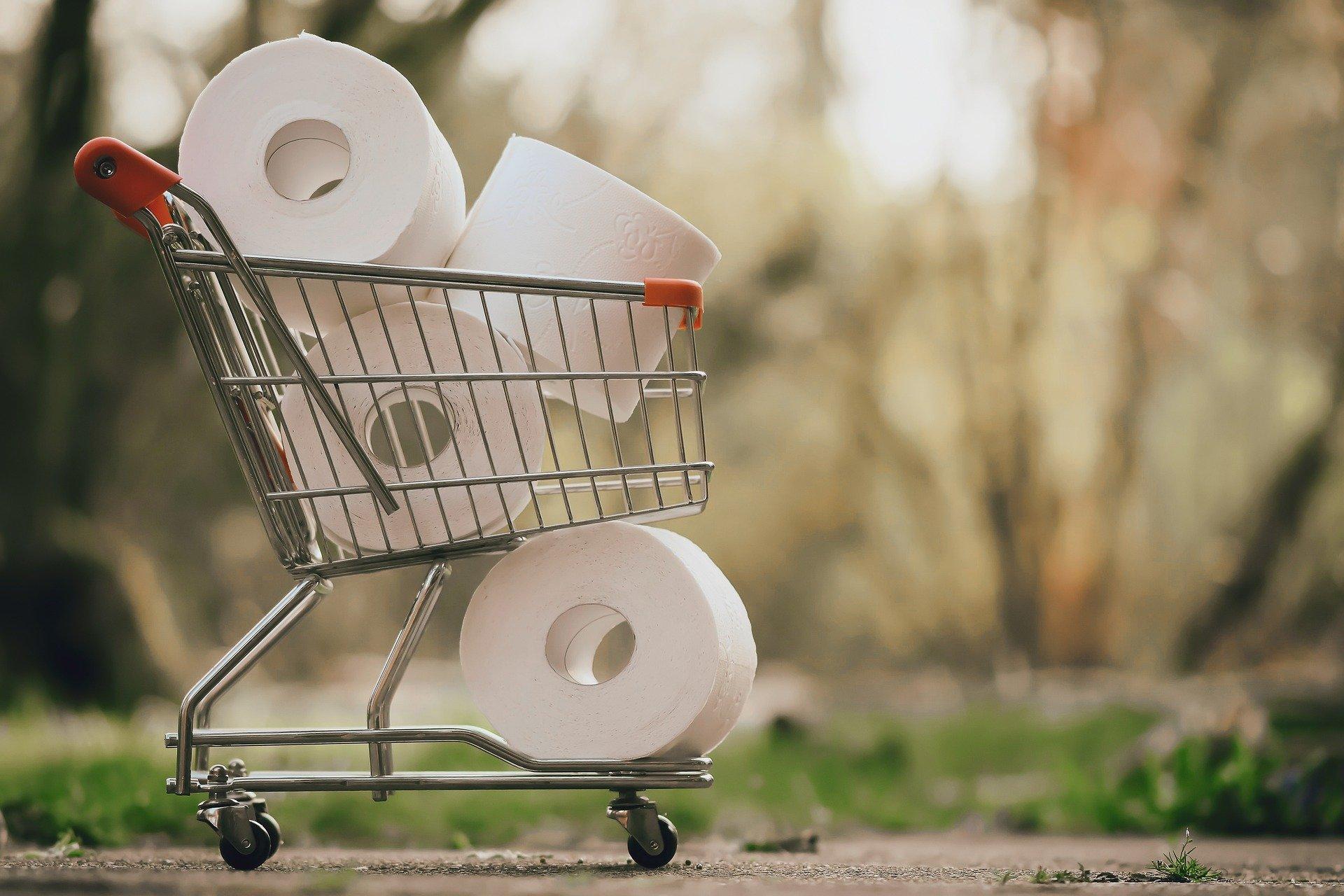 Pourquoi ces ruées dans les supermarchés ?