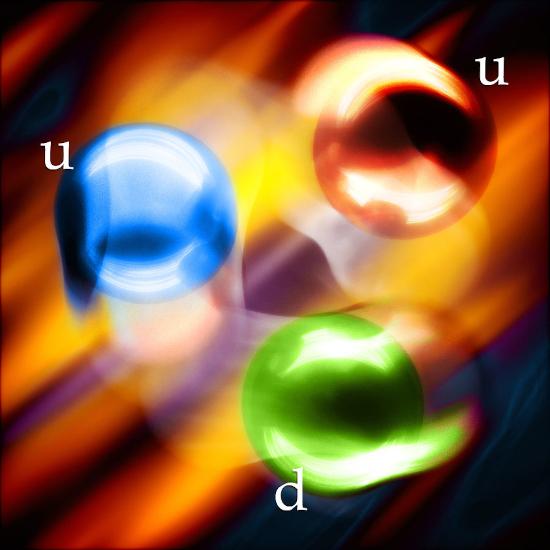 Déconfinement des quarks, casse-tête de la physique