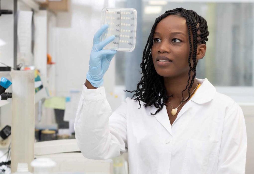 Stéphanie Jacquet, le virus de la recherche