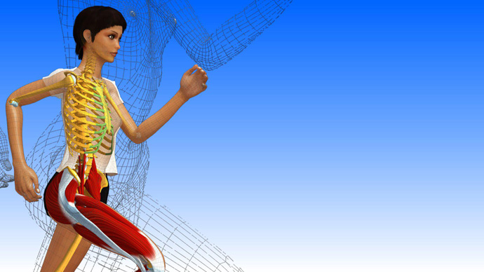 Anatomie 3D : voir et comprendre le corps humain