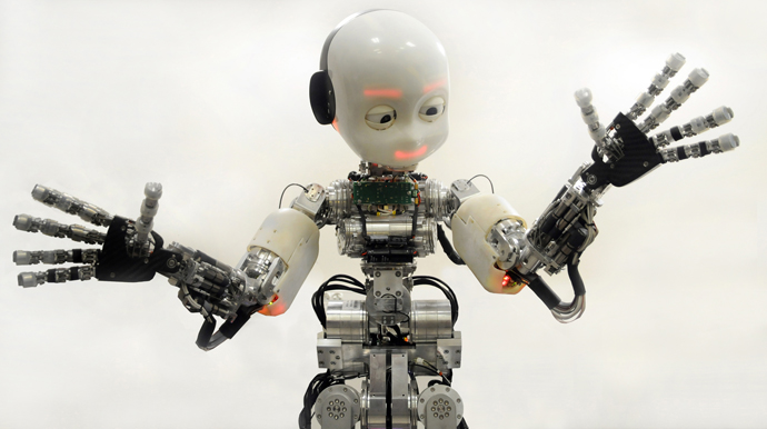 """Peter Ford Dominey : """"Les robots ne sont plus des individus sans histoire"""""""