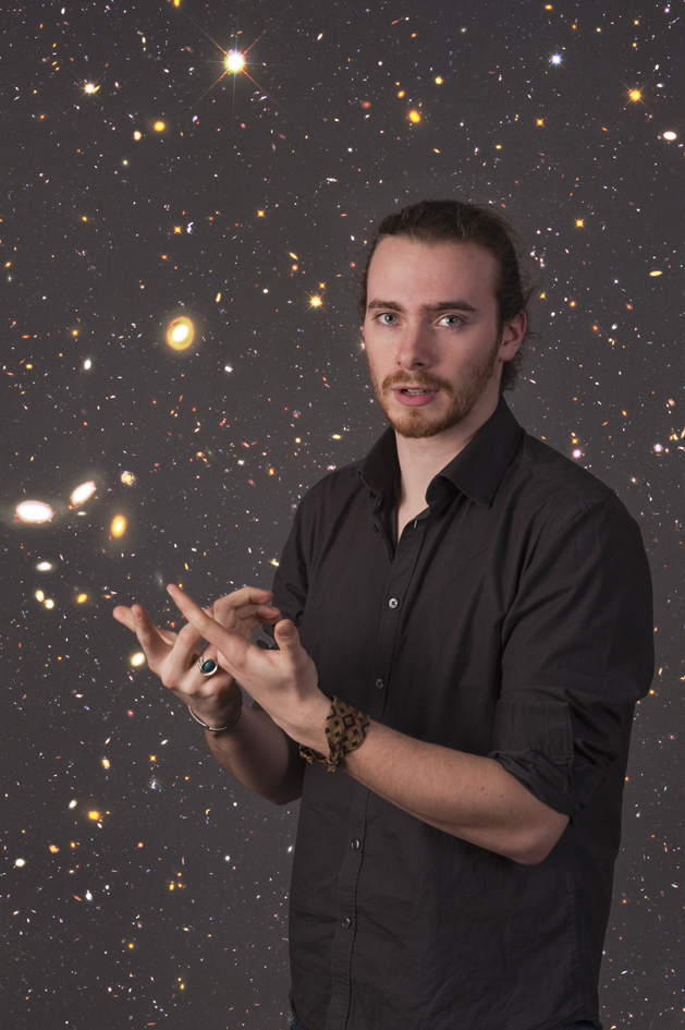 These's art : Mickaël Rigault et les supernovae