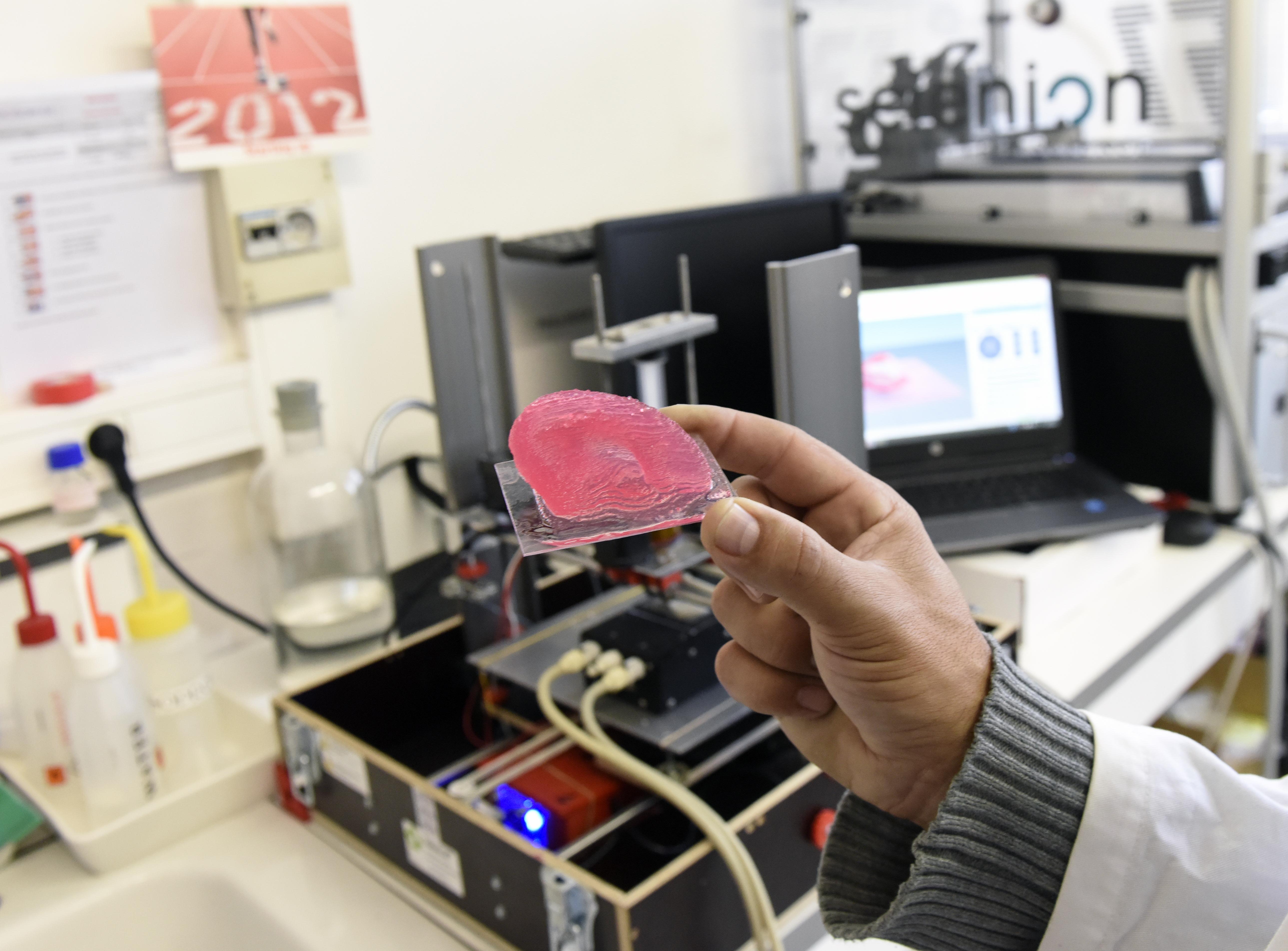 Podcast: Quand nos organes seront imprimés