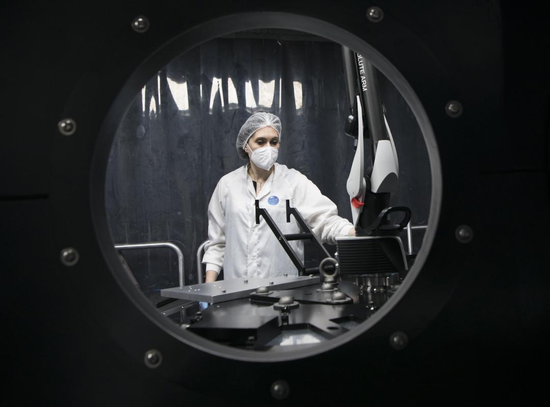 telescope géant européen : Les équipes techniques du CRAL se mobilisent !